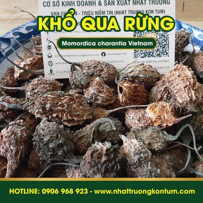Khổ Qua Rừng - Momordica charantia Vietnam - Túi 1kg